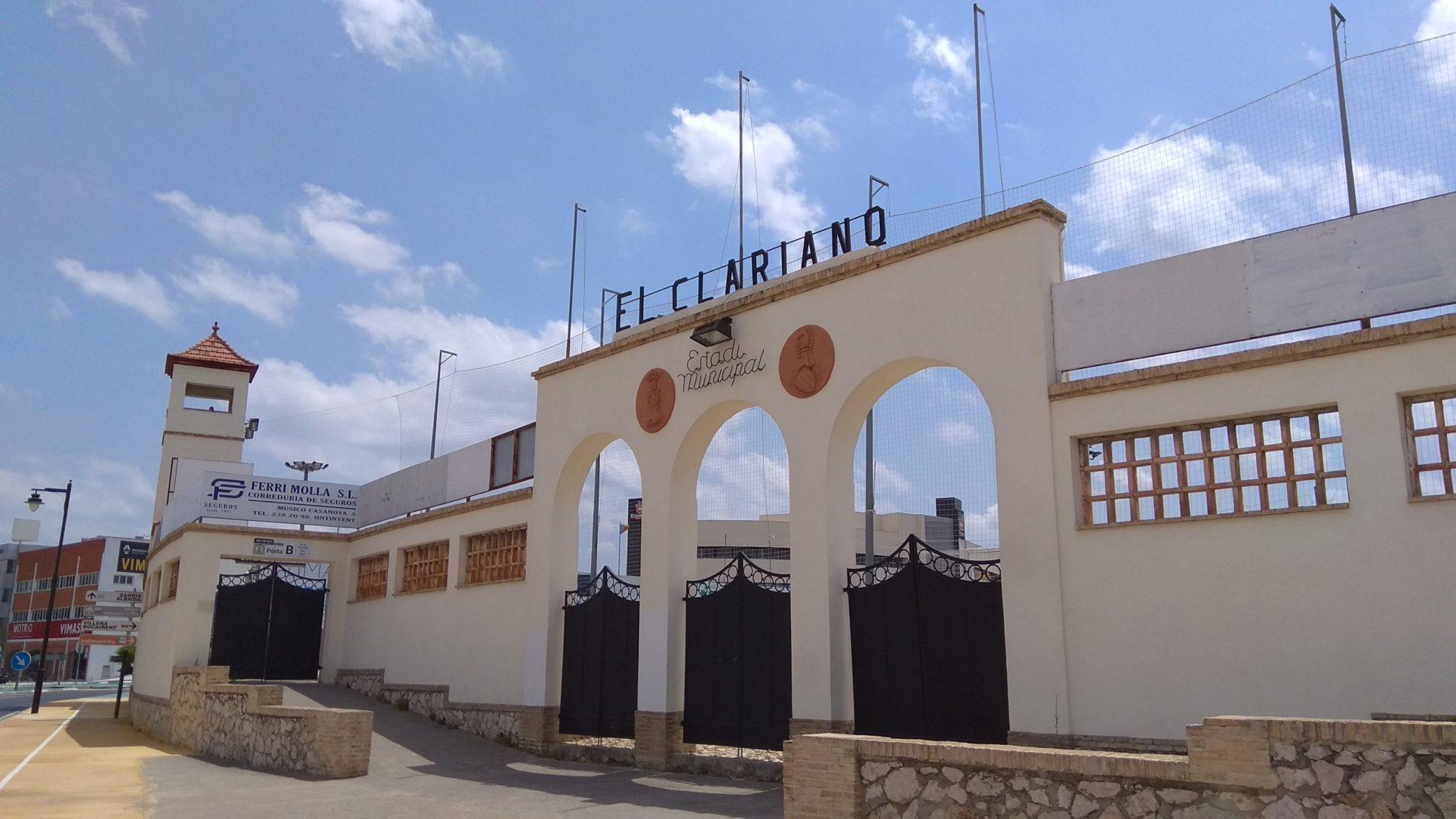 Assemblea extraordinària a l'estadi municipal El Clariano El Periòdic d'Ontinyent
