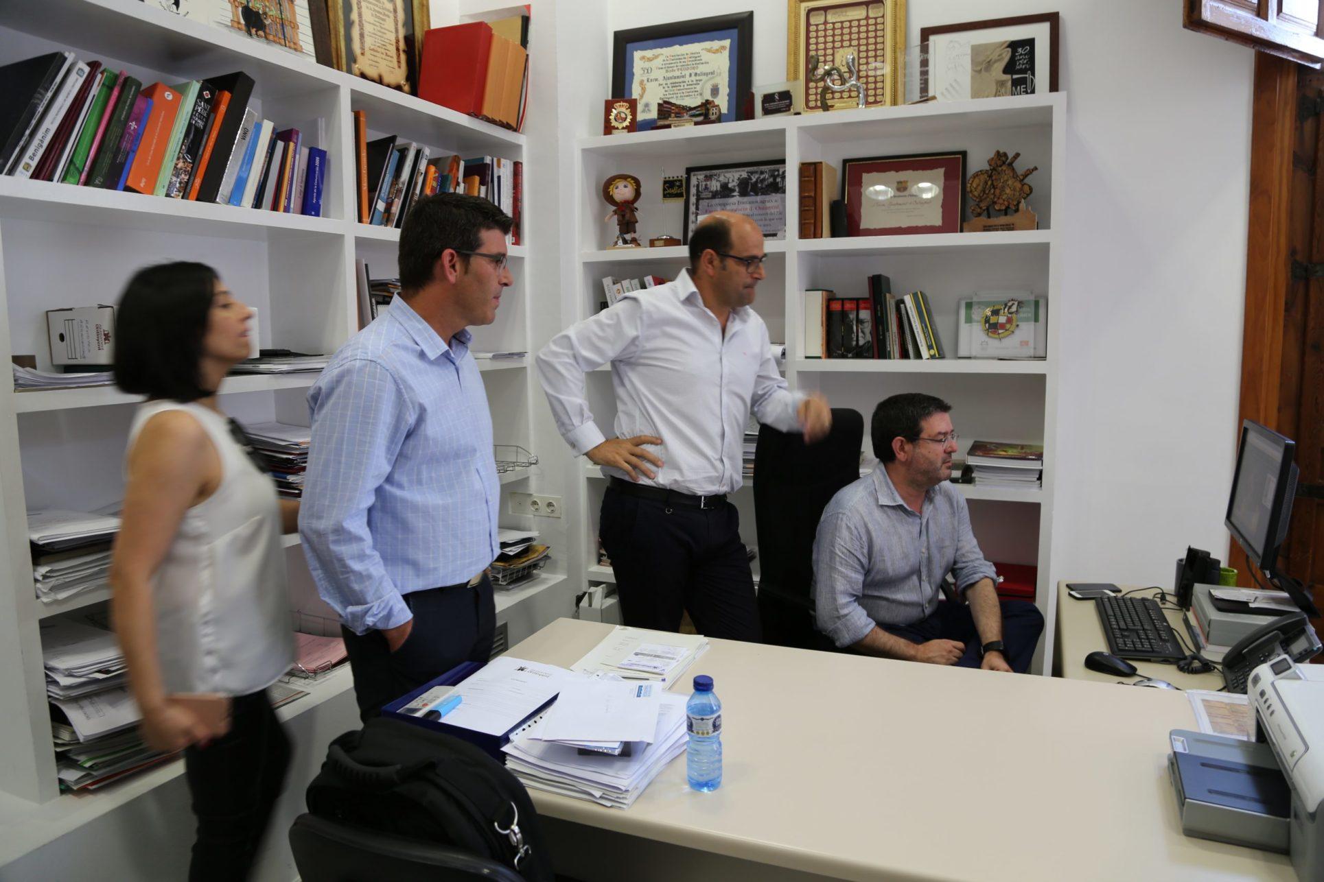 Jorge Rodríguez anuncia la seua continuïtat El Periòdic d'Ontinyent