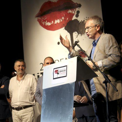 Jordi Portals guanya el 24 Premi de Literatura Eròtica