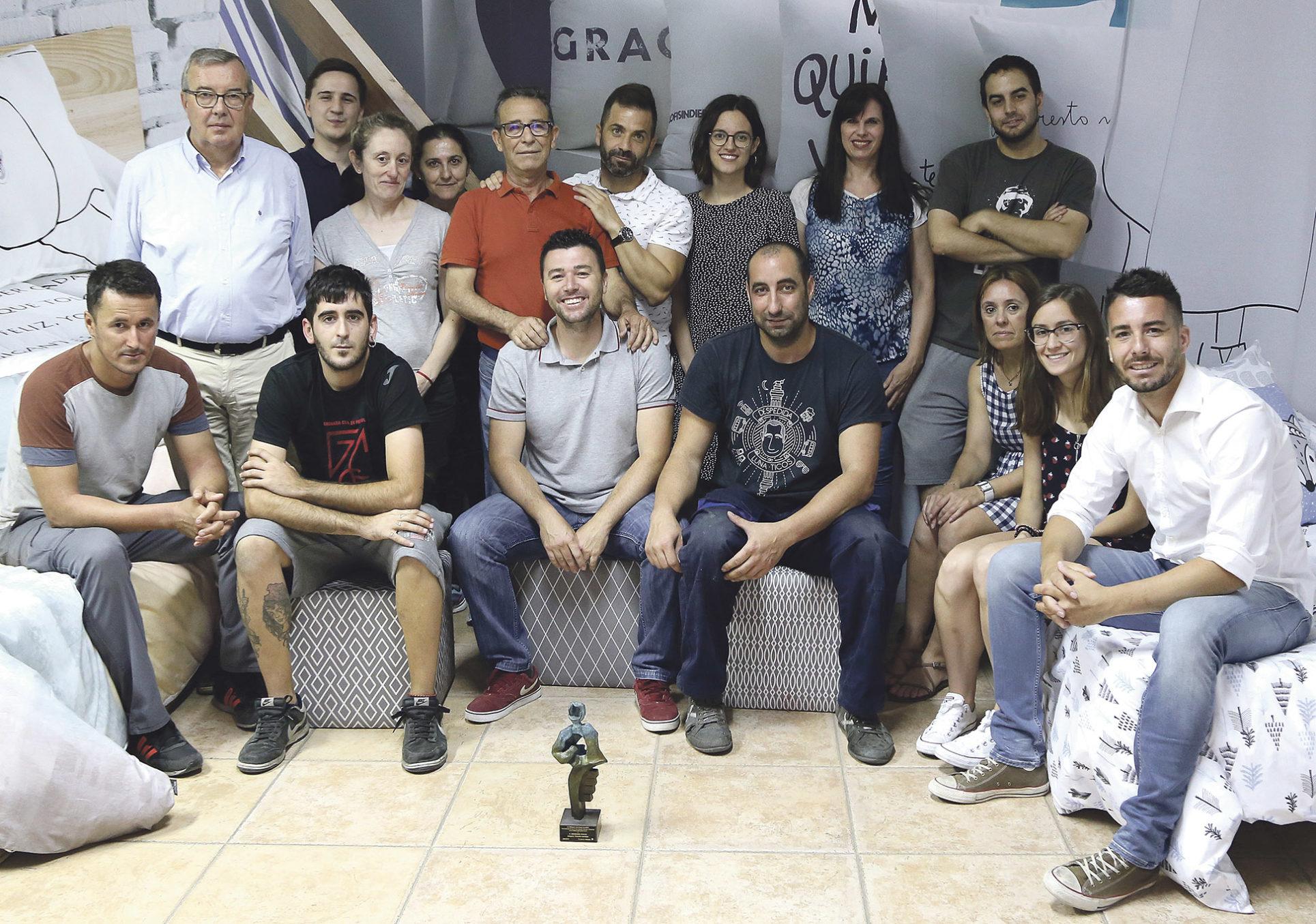 SG Hogar, exemple en Espanya de conciliació empresa i família El Periòdic d'Ontinyent