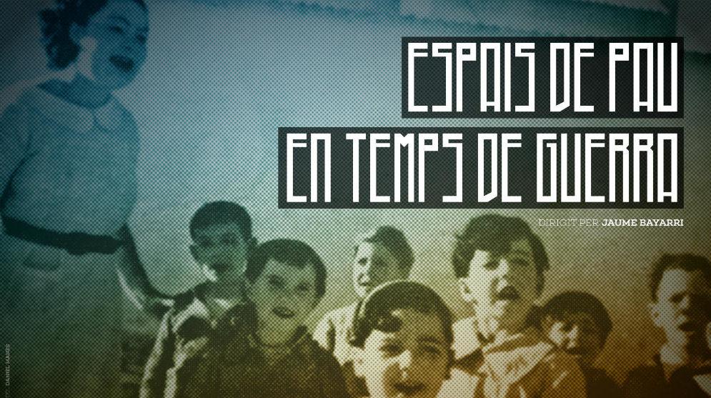Aquesta nit es projecta el documental 'Espais de pau en temps de guerra' El Periòdic d'Ontinyent