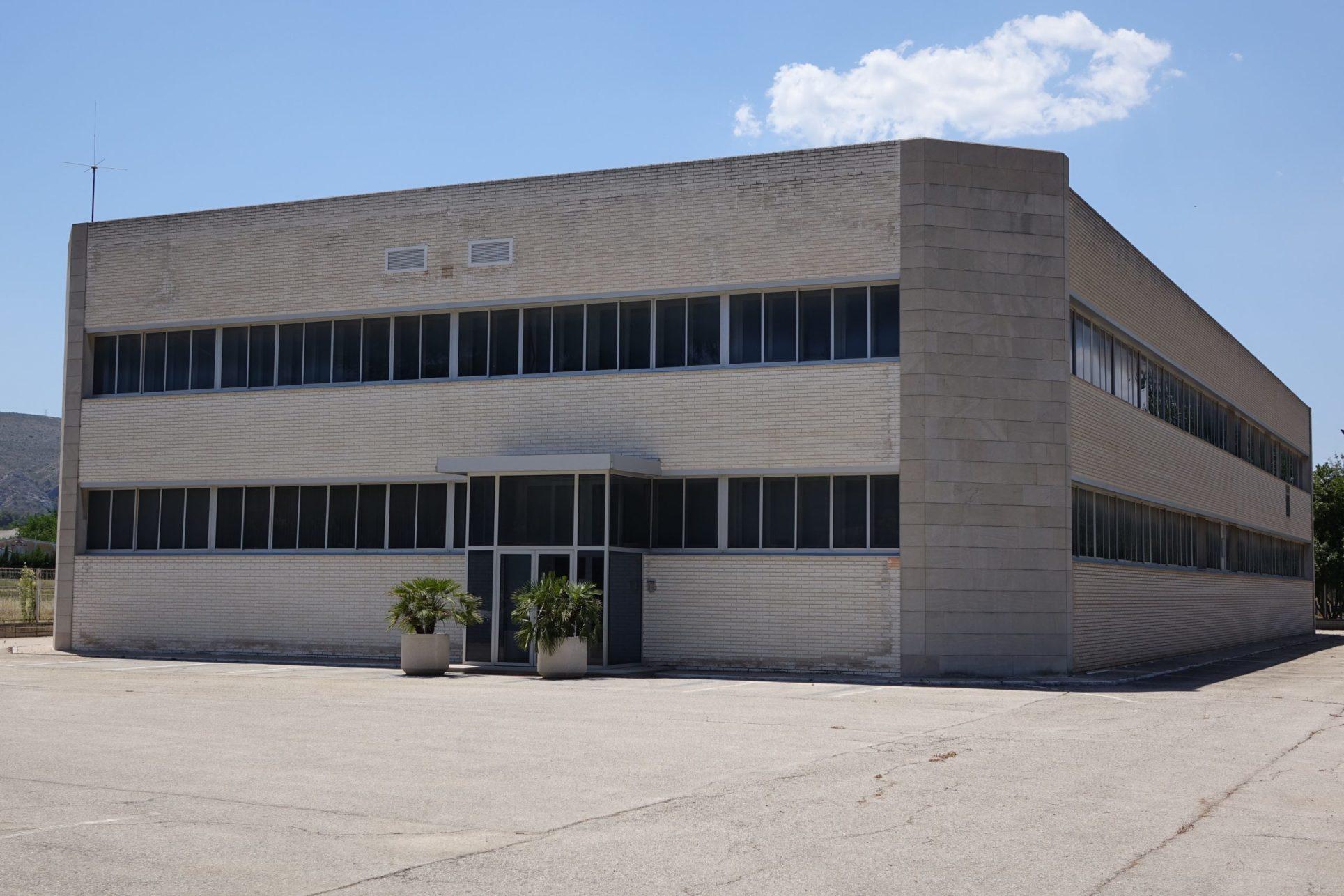 Ontinyent tindrà nou Palau de Justícia El Periòdic d'Ontinyent - Noticies a Ontinyent