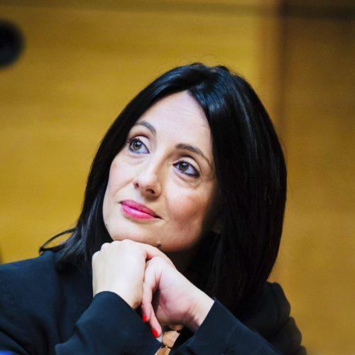 Rebeca Torró, vicepresidenta segona de la Diputació de València
