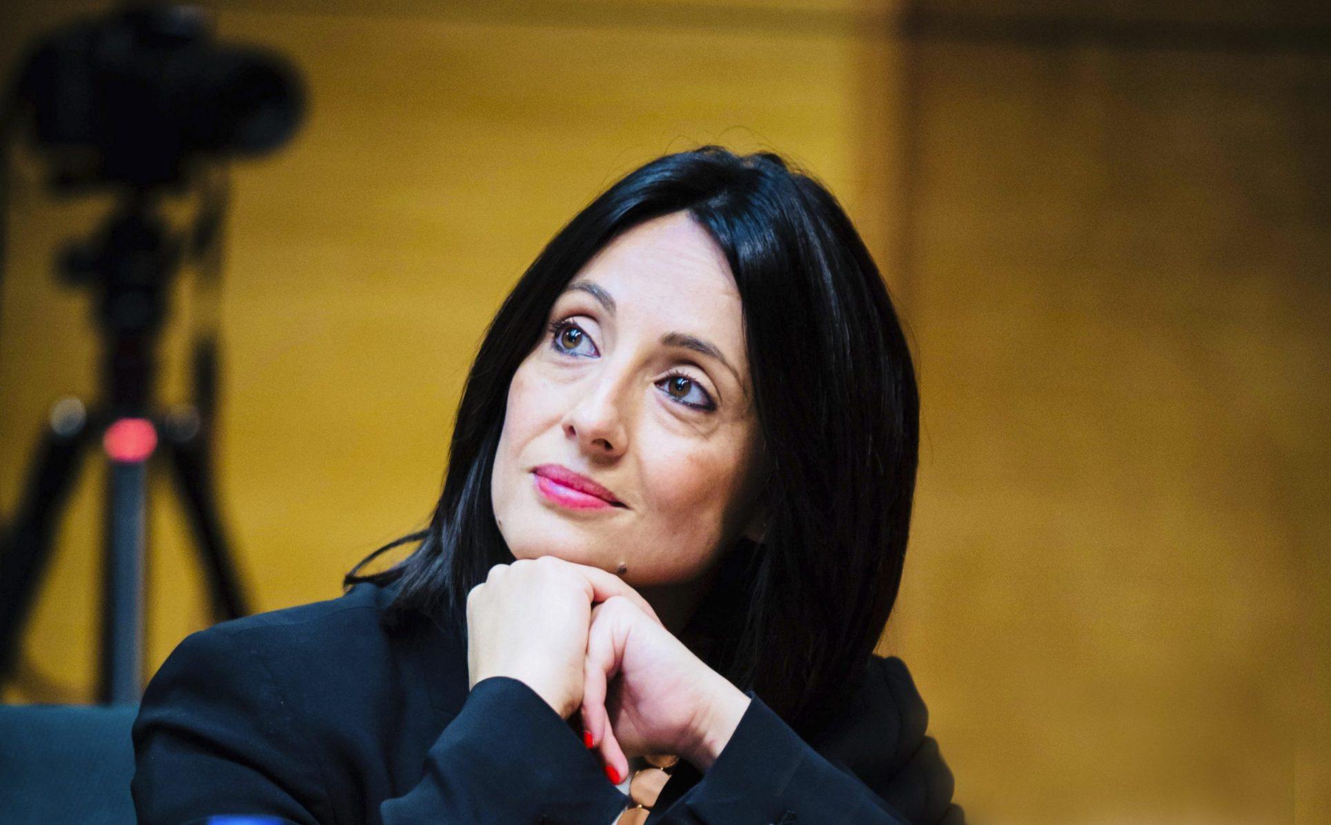 Rebeca Torró, vicepresidenta segona de la Diputació de València El Periòdic d'Ontinyent