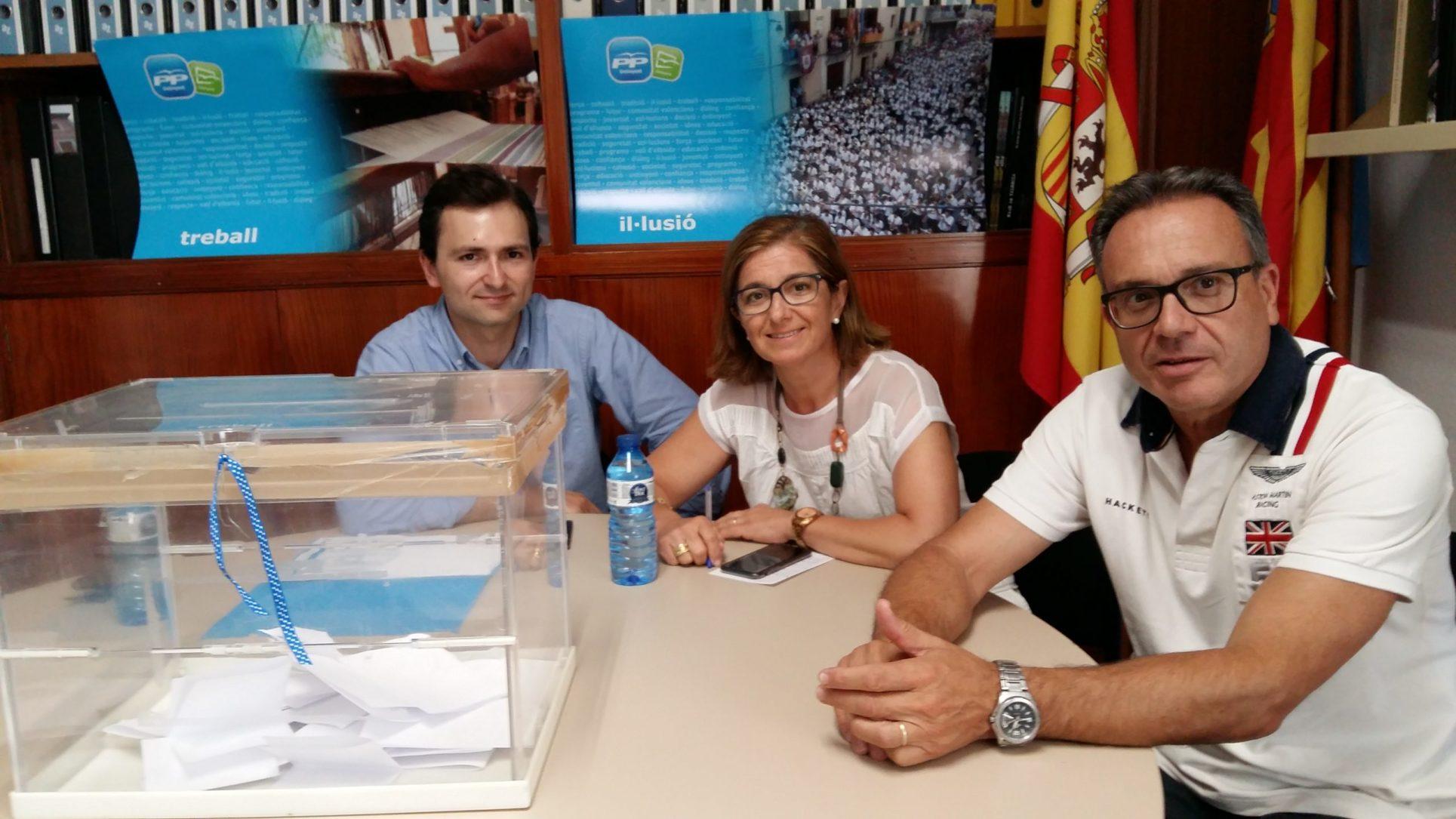 Soraya Sáenz de Santamaría guanya les primàries a Ontinyent El Periòdic d'Ontinyent