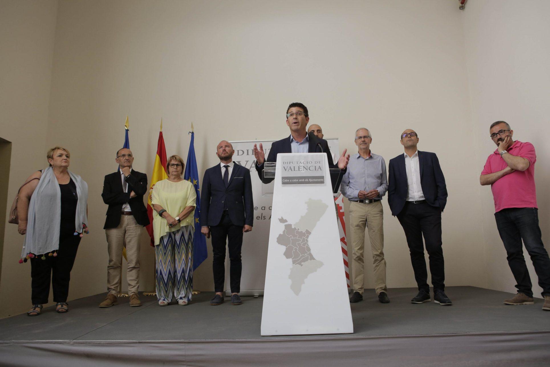Jorge Rodríguez dimite como presidente El Periòdic d'Ontinyent