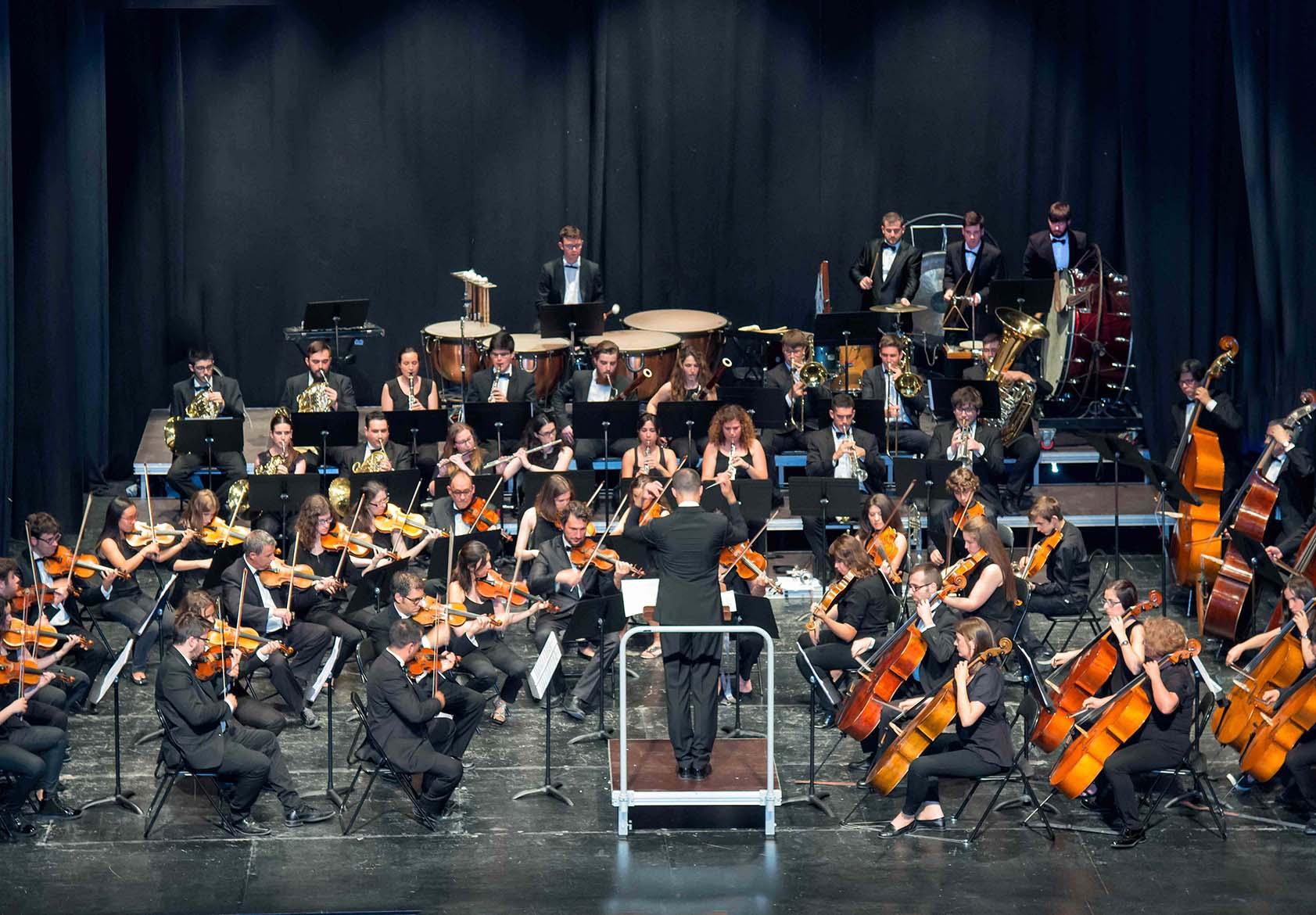 L'Orquestra Simfònica Caixa Ontinyent inicia la temporada de concerts El Periòdic d'Ontinyent