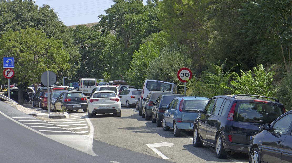 L'estacionament, l'assignatura pendent del Pou Clar El Periòdic d'Ontinyent - Noticies a Ontinyent