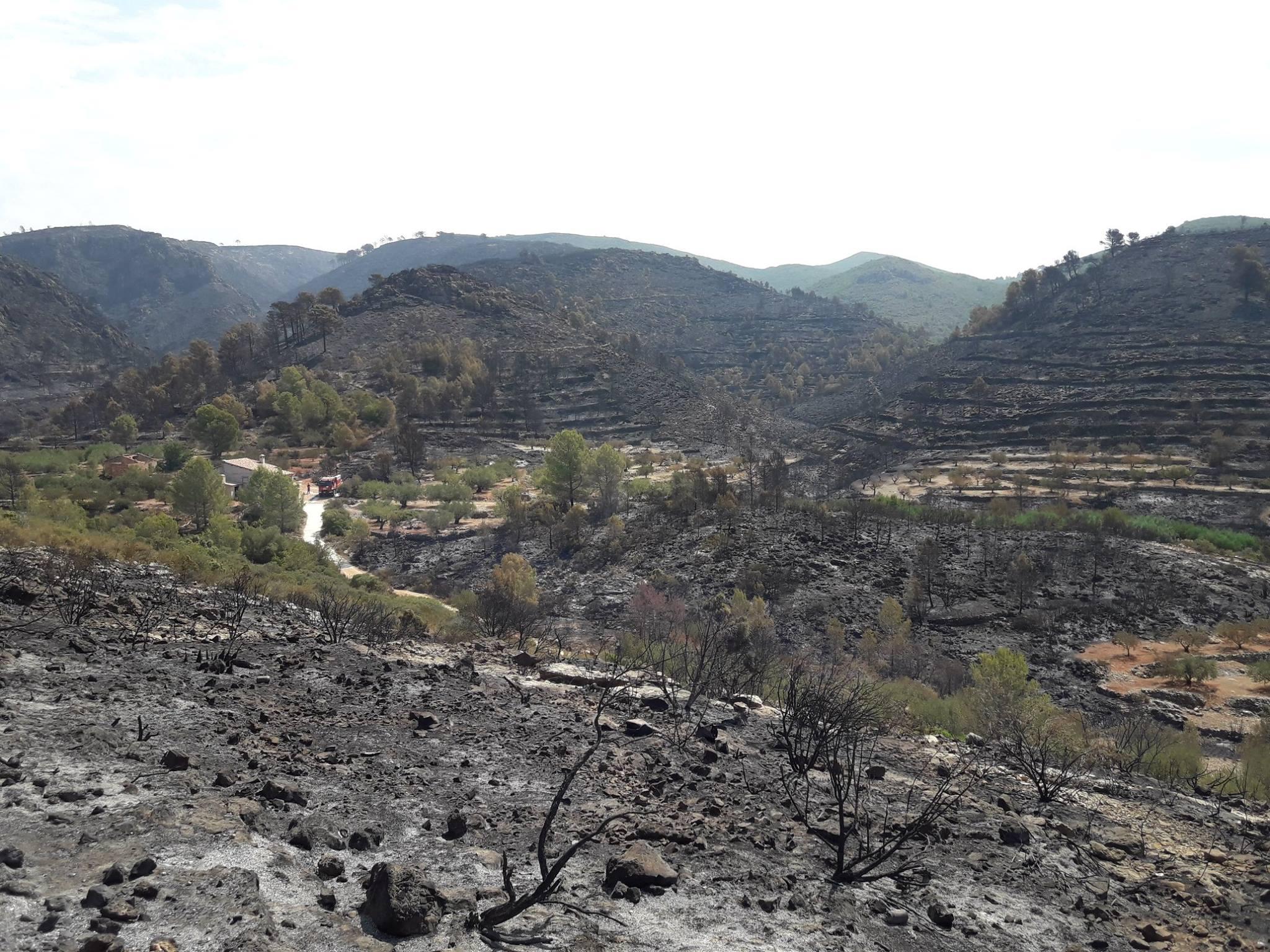 Llutxent demanarà ser declarada zona catastròfica El Periòdic d'Ontinyent