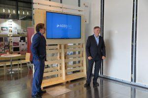 AITEX expone sus áreas de acción y proyectos de investigación El Periòdic d'Ontinyent