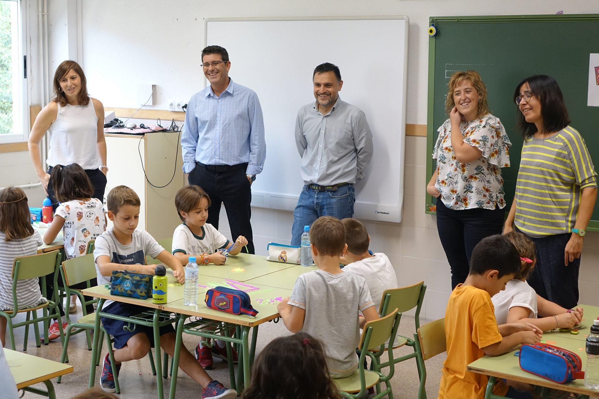 5.222 alumnes comencen a Ontinyent les classes hui El Periòdic d'Ontinyent - Noticies a Ontinyent