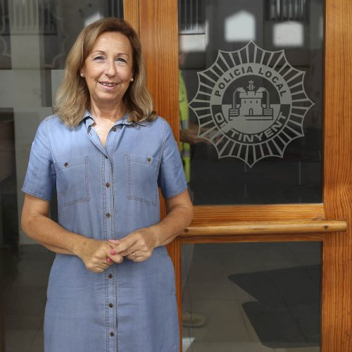 La regidora Tudi Guillem presenta la seua dimissió