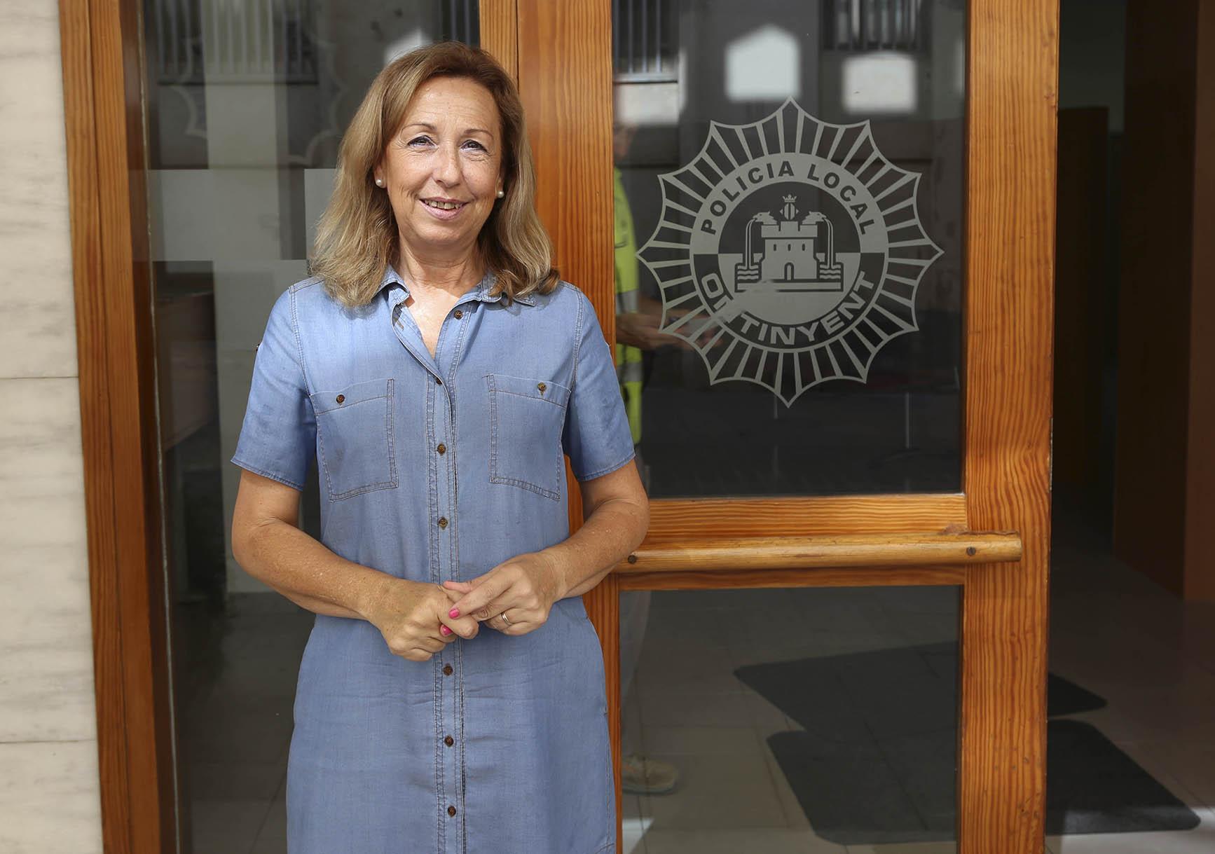La regidora Tudi Guillem presenta la seua dimissió El Periòdic d'Ontinyent