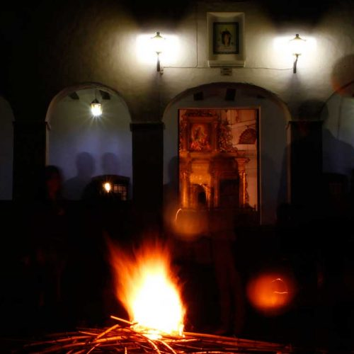 Agullent reviu el Miracle de Sant Vicent Ferrer