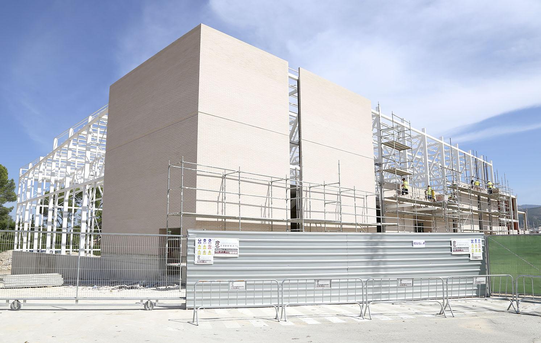 El pavelló de La Concepció s'inaugurarà pel seu 125 aniversari El Periòdic d'Ontinyent