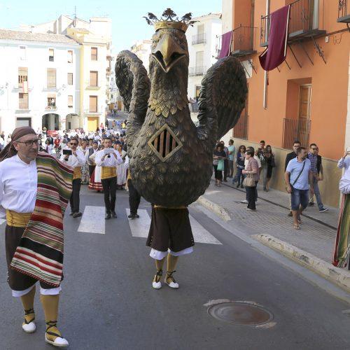 Premis i balls tradicionals per a celebrar el dia dels valencians