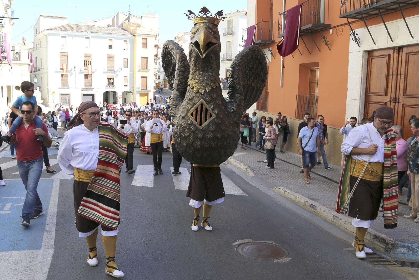 Premis i balls tradicionals per a celebrar el dia dels valencians El Periòdic d'Ontinyent