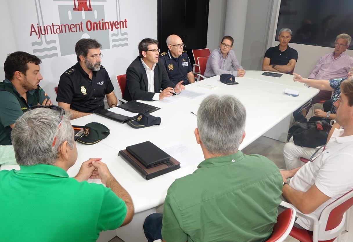 Demanaran millores de seguretat permanents per a les casetes El Periòdic d'Ontinyent