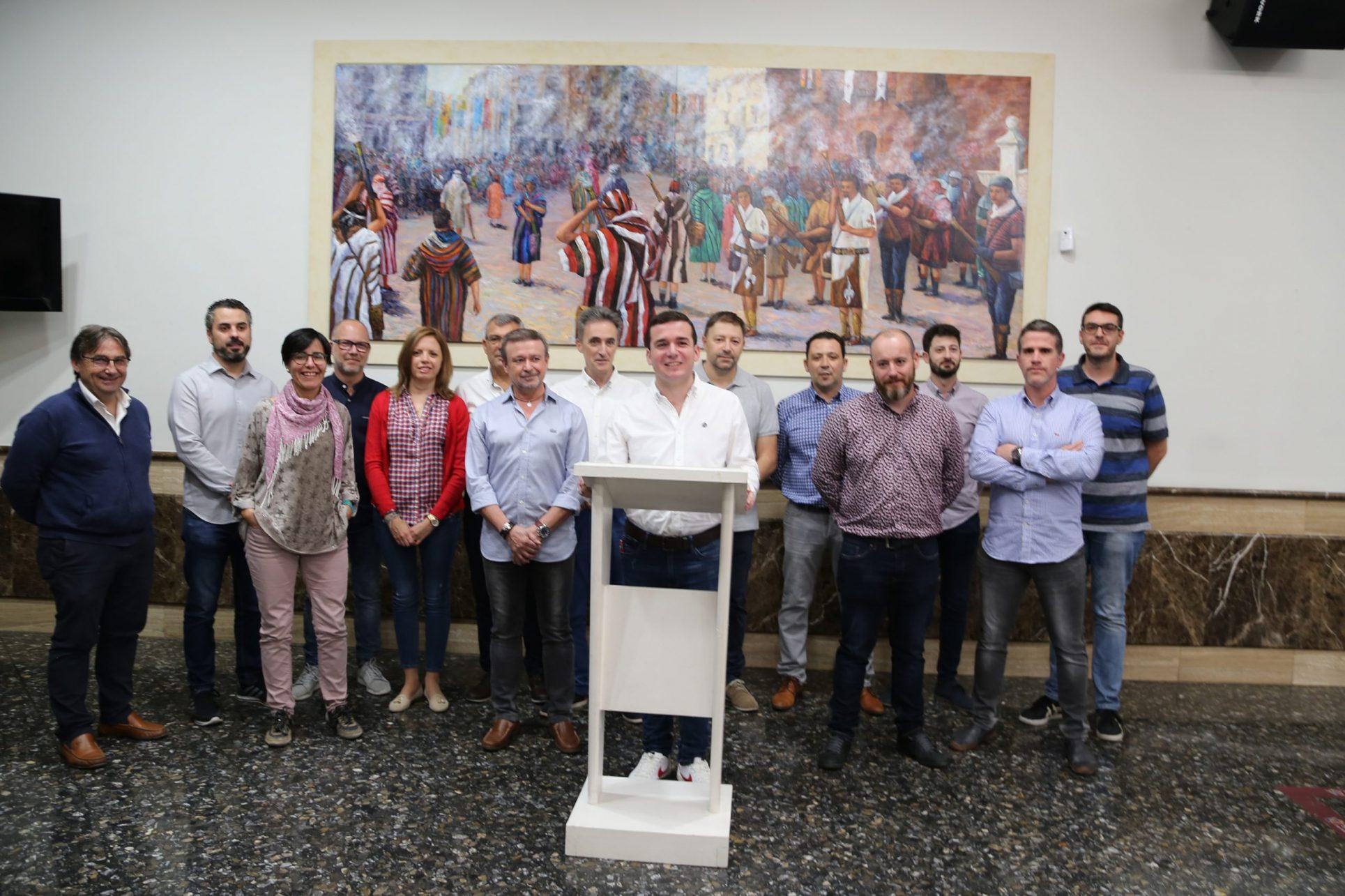 La Societat de Festers irá a elecciones el 11 de noviembre El Periòdic d'Ontinyent