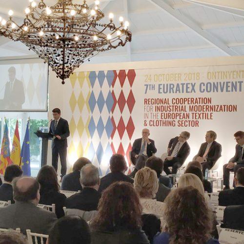 Ontinyent se convierte hoy en la capital europea del textil