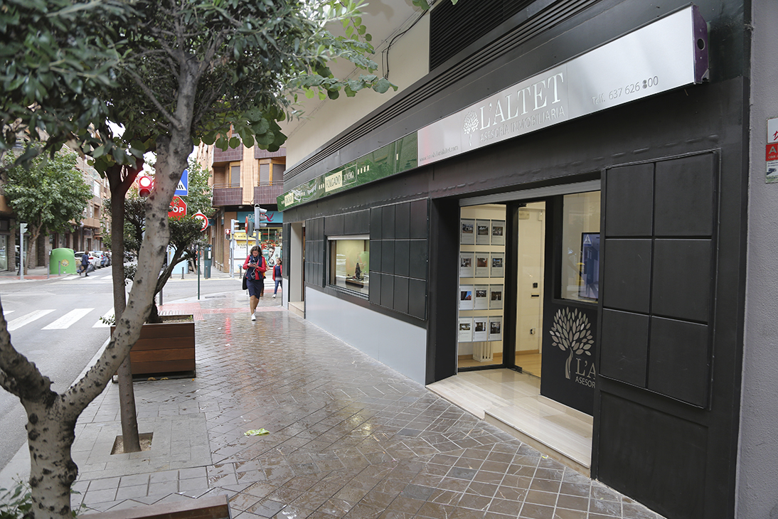 La Inmobiliaria l'Altet abre un nuevo punto de venta El Periòdic d'Ontinyent