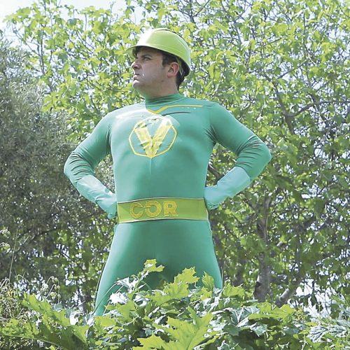 Històries de la Vall Verda amb un superheroi i mini documentals