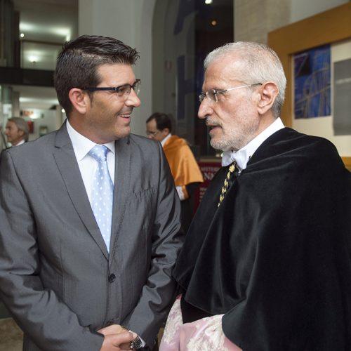 L'exrector de la UV, Esteban Morcillo, serà Fill Adoptiu d'Ontinyent