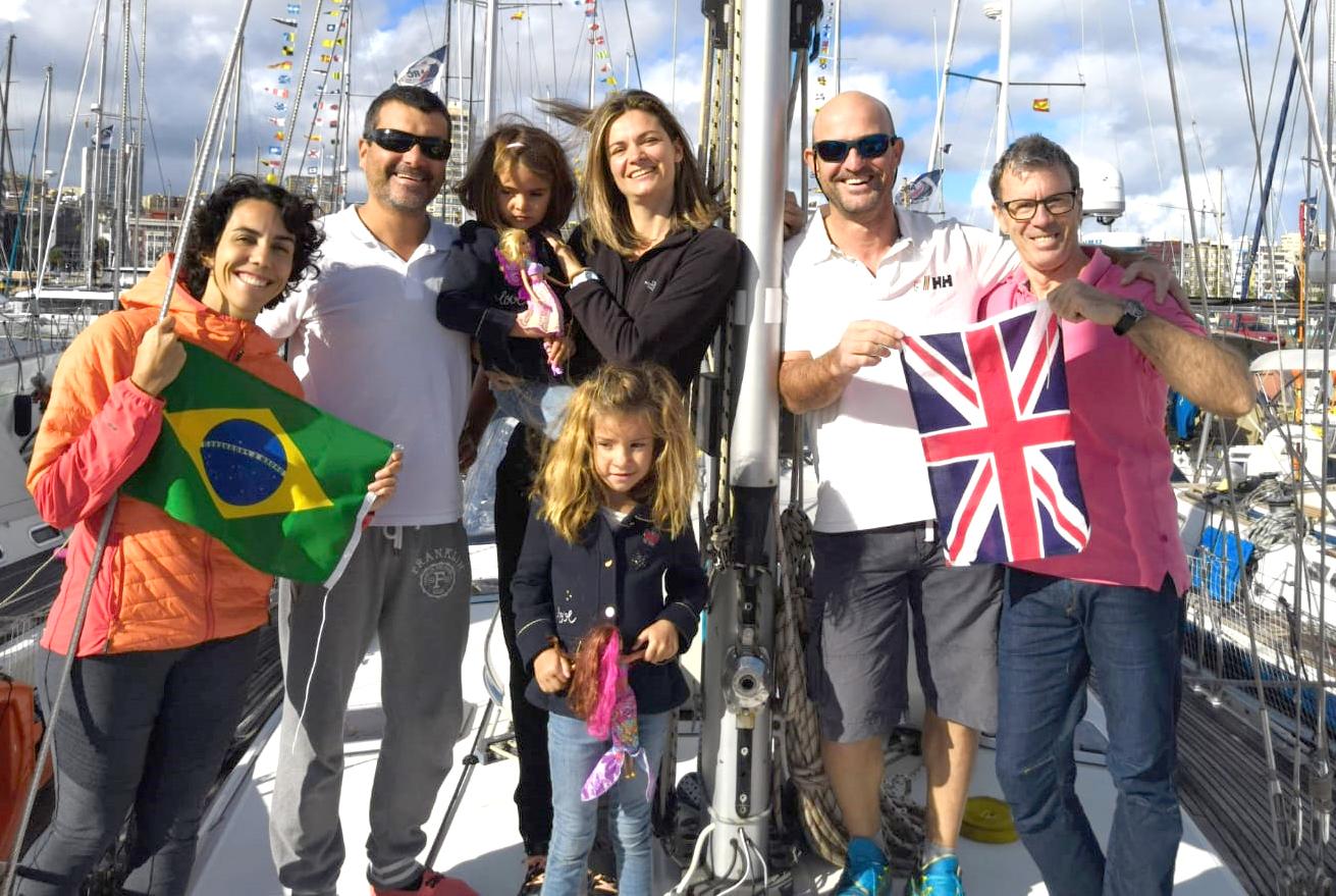 La família Mora Conejero ja creua l'Oceà Atlàntic El Periòdic d'Ontinyent