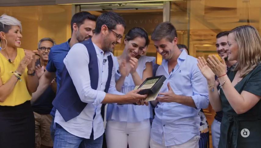 Paixixi, elegit el millor restaurant de proximitat de la Vall El Periòdic d'Ontinyent