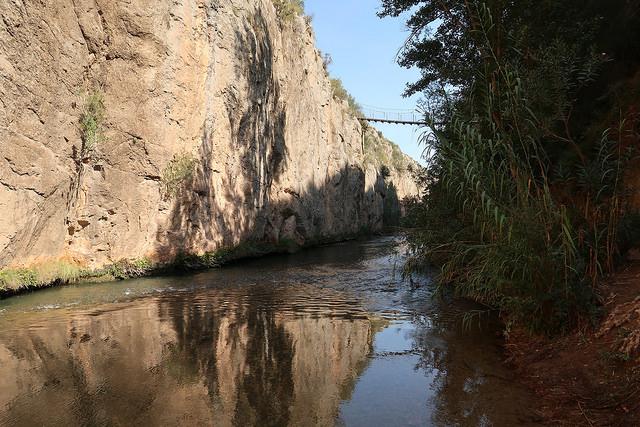 Ruta de los Puentes Colgantes de Chulilla El Periòdic d'Ontinyent