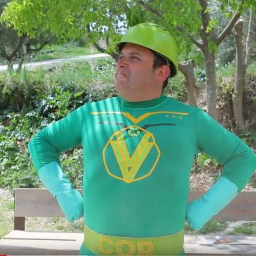 El Capità Vall Verda s'acomiada menejant consciències