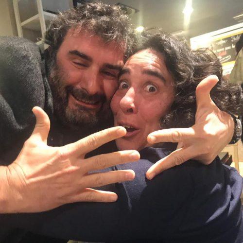 Jorge Calatayud, talismán de la dirección novel