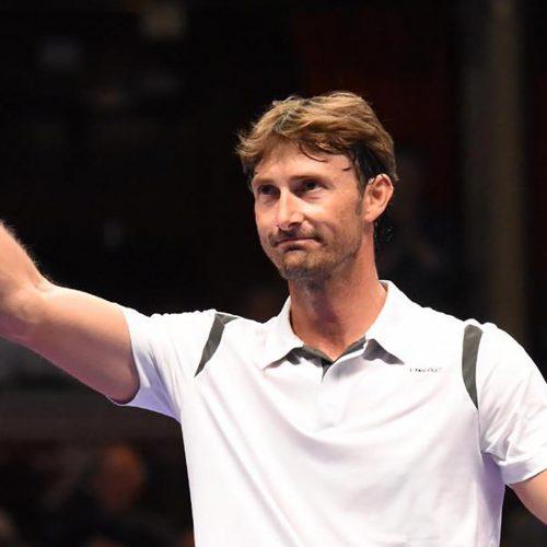 Juan Carlos Ferrero continua estant en el més alt del tenis