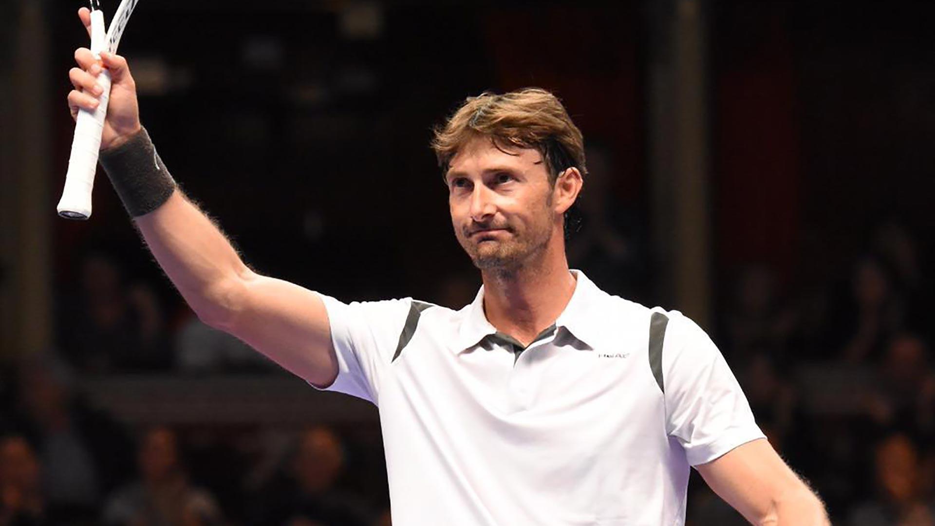 Juan Carlos Ferrero continua estant en el més alt del tenis El Periòdic d'Ontinyent