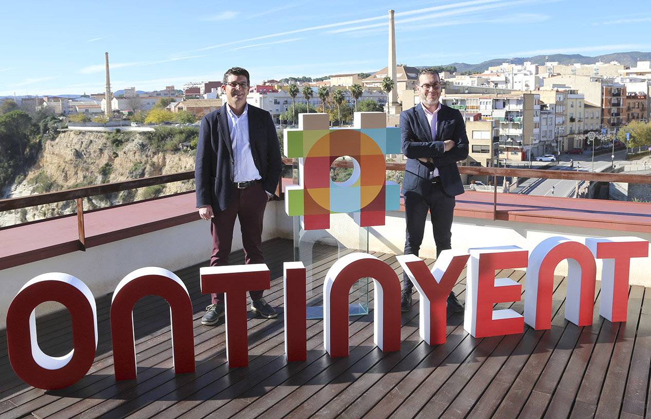 """Ontinyent té una marca de """"ciutat d'oportunitats"""" El Periòdic d'Ontinyent - Noticies a Ontinyent"""