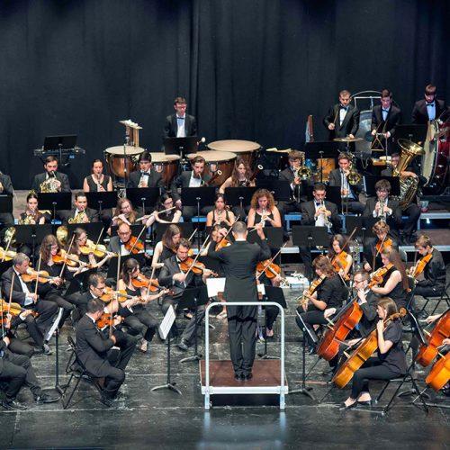 L'Orquestra Simfònica Caixa Ontinyent tanca hui una magnífica temporada