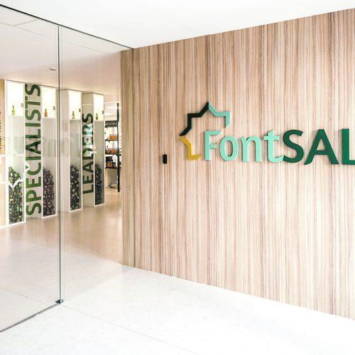 Font Salem, l'empresa que més factura en la Vall