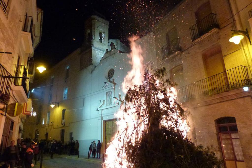El barri de l'Ermiteta celebra aquest cap de setmana els dies grans de la festa El Periòdic d'Ontinyent