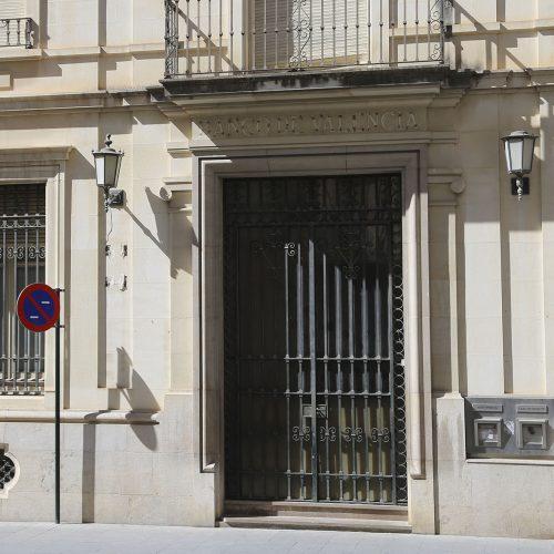Caixa Ontinyent tindrà un museu en l'edifici del Banc de València