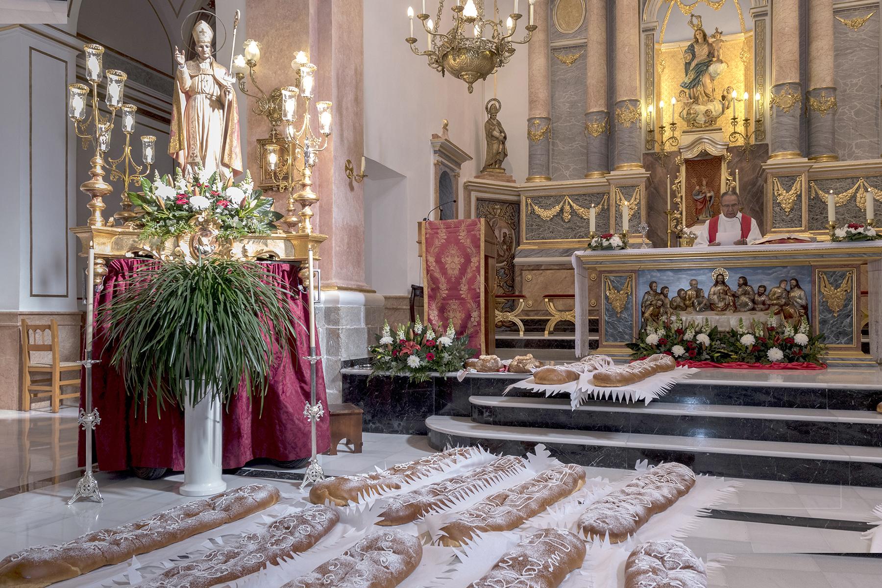 El Ràfol de Salem celebra Sant Blai amb el tradicional 'porrat' El Periòdic d'Ontinyent - Noticies a Ontinyent