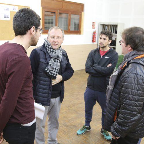 Ramon Garcia, nou director de la Societat Unió Artística Musical d'Ontinyent