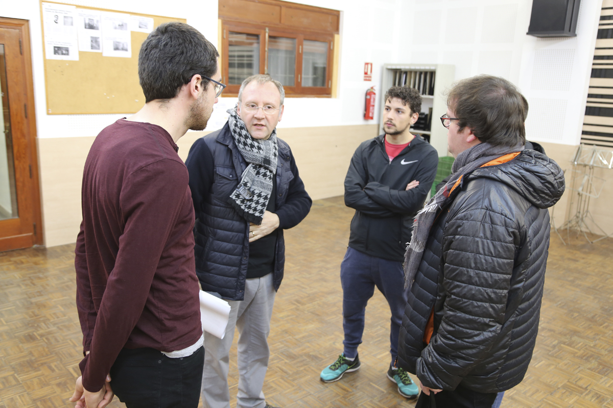 Ramon Garcia, nou director de la Societat Unió Artística Musical d'Ontinyent El Periòdic d'Ontinyent