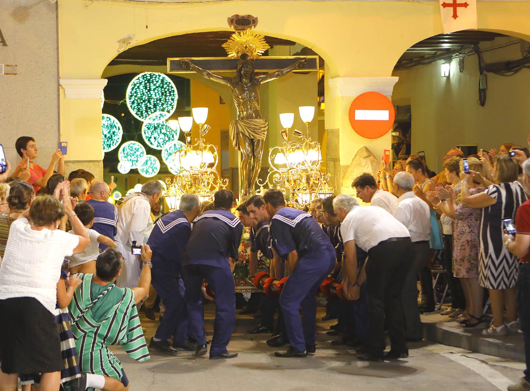Les Ambaixades i la Baixada del Crist ja són Béns d'Interés Cultural El Periòdic d'Ontinyent