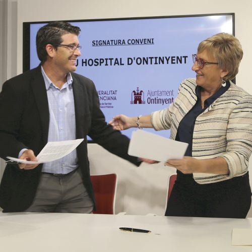 Denuncian el precio de licitación a la baja del nuevo Hospital d'Ontinyent