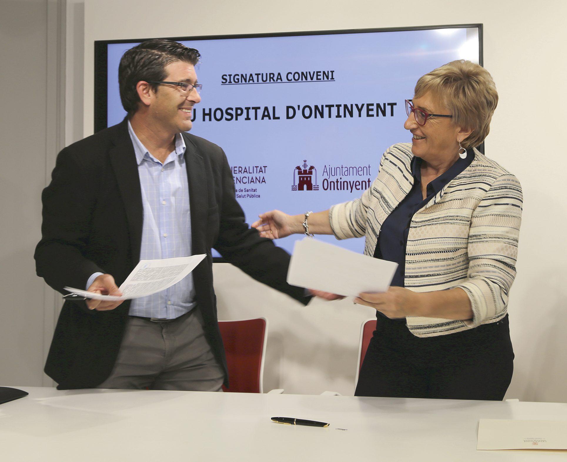 Denuncian el precio de licitación a la baja del nuevo Hospital d'Ontinyent El Periòdic d'Ontinyent
