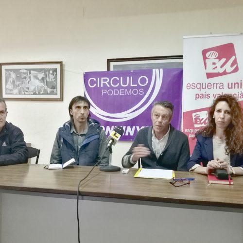 EUPV i Podem fan primàries per escollir els candidats de la confluència