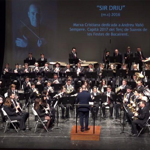 'Gent de les Comarques' retransmetrà el concert de música festera del Mig Any