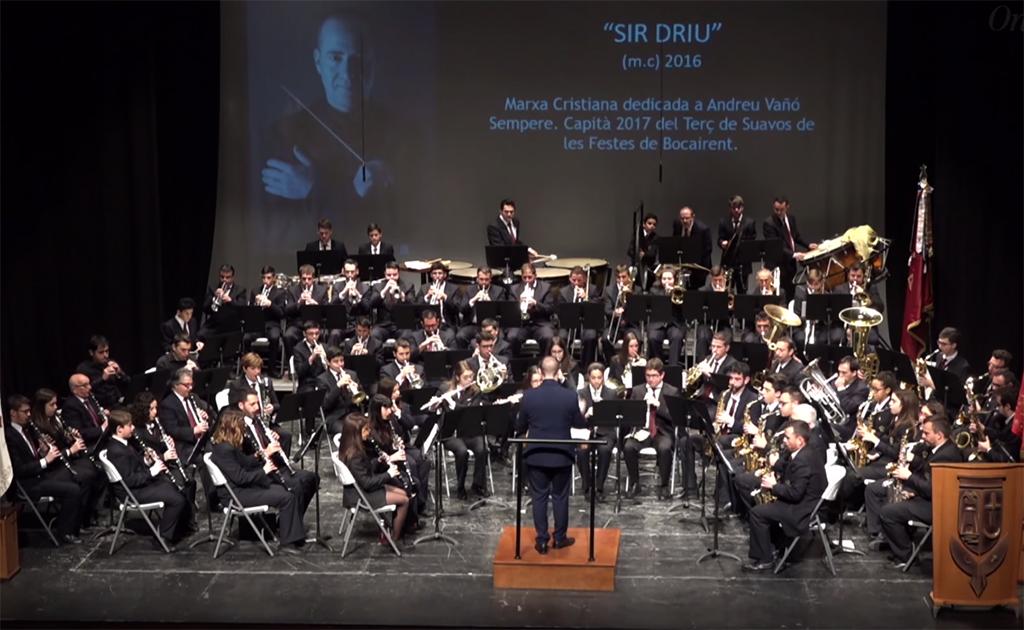 'Gent de les Comarques' retransmetrà el concert de música festera del Mig Any El Periòdic d'Ontinyent