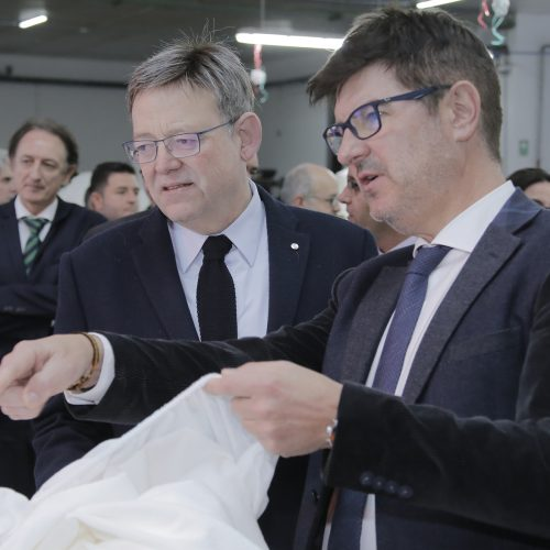 Creen un additiu natural per al tèxtil que frena la contaminació