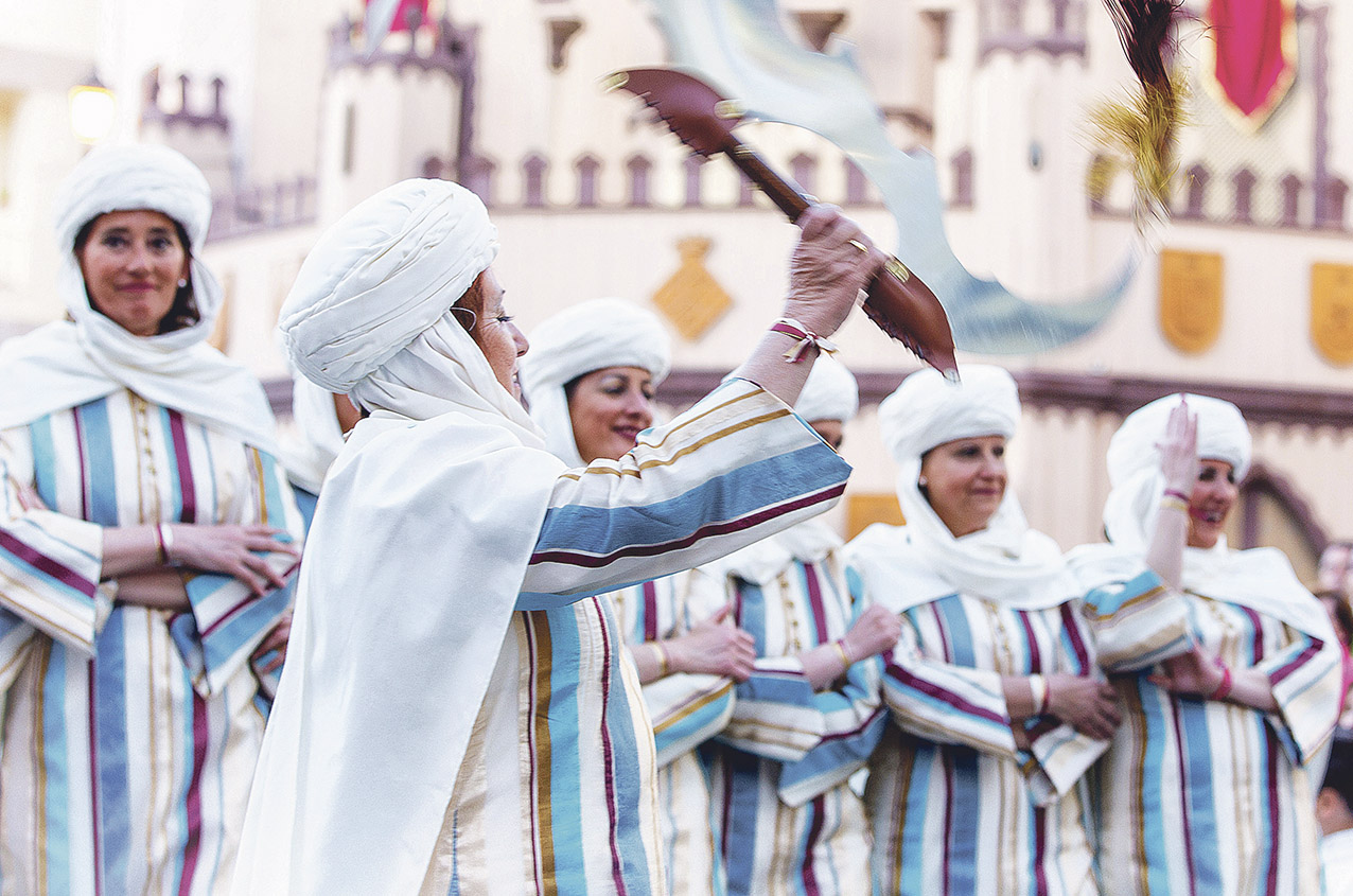 Agullent avança un dia l'Entrada de Moros i Cristians pel 28-A El Periòdic d'Ontinyent